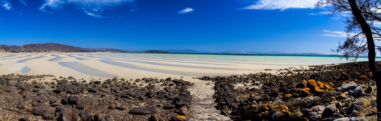Dunalley Bay – Tasmania