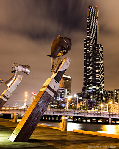Eureka Tower – Melbourne
