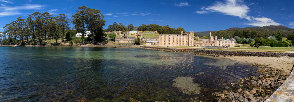 The Penitentiary – Port Arthur Tasmania